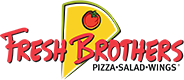 Fresh Brothers - Pizza, Salad, Wings
